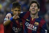 Neymar Disebut-sebut Siap Dampingi Messi Pimpin Barcelona
