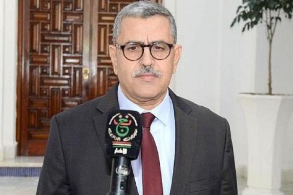 Perdana Menteri Aljazair,  Abdelaziz Djerad