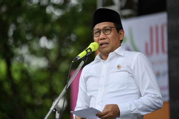 Menteri Desa PDTT Abdul Halim Iskandar yang akrab disapa Gus Menteri (Humas Kemendes)