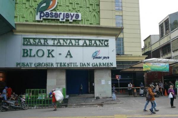 Pasar Tanah Abang, Jakarta Pusat