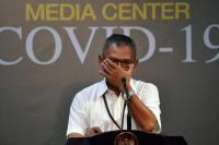 Juru bicara pemerintah RI untuk kasus corona (Covid-19) Achmad Yurianto