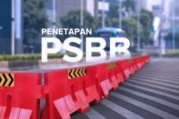 Pemprov DKI Tutup 159 Perusahaan Selama PSBB