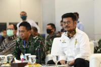 """KSAD: """"TNI Siap Bantu Kementan Amankan Produksi dan Distribusi Bahan Pertanian"""""""