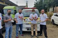 Kirim Bantuan, Bamsoet: Partisipasi Warga Kunci Bebas Covid-19