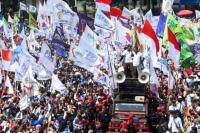 Mogok Nasional, KSPI Ancam Kerahkan Dua Juta Buruh