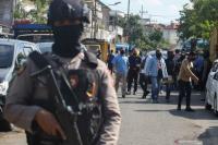 Densus 88 Tangkap 18 Terduga Teroris di Sumut