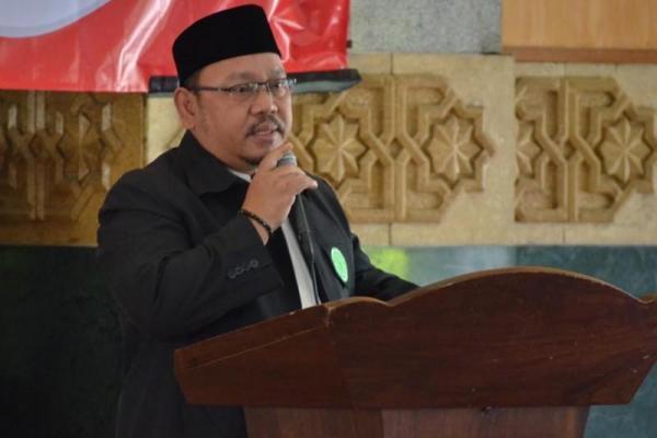 Ketua MUI DKI Jakarta KH Munahar Muchtar (Infokom MUI DKI)