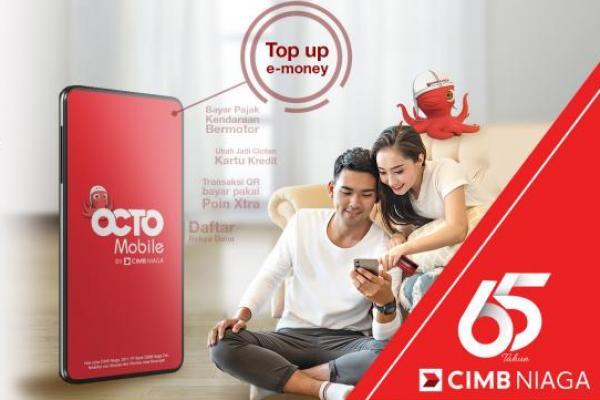 Cimb Niaga Memperkenalkan Octo Mobile