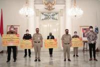 Respon Ajakan KSBB, Indosat Kucurkan Bantuan Rp5,8 Miliar