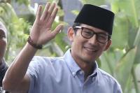 Sandi Bilang Akan Dukung Prabowo Jadi Ketum Gerindra Lagi