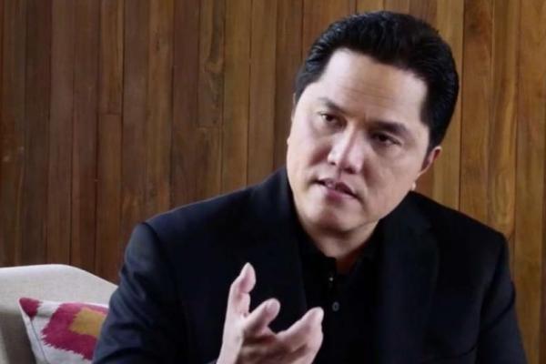Erick Thohir Ungkap Potensi Korupsi di BUMN ke KPK