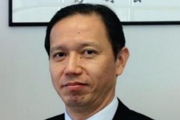 Presiden Direktur PT Krama Yudha Tiga Berlian Motors Naoya Takai (KTB)