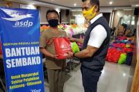 Sambut Idul Fitri 1441 H/2020, ASDP Bagikan Ribuan Paket Sembako