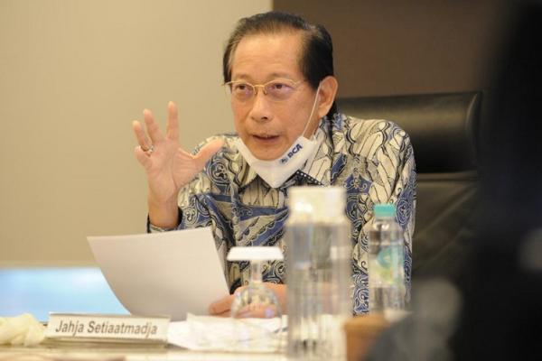 Presiden Direktur PT Bank BCA Tbk Jahja Setiaatmadja (Istimewa)