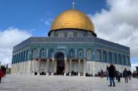 Masjid Al Aqsa Dibuka Kembali 31 Mei