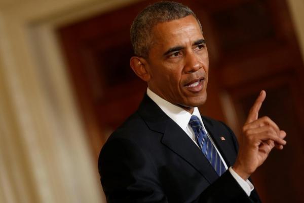 Mantan Presiden AS, Barack Obama