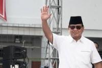 Survei: Elektabilitas Prabowo Dibayangi Tiga Gubernur