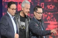 Tiga Gubernur Bayangi Elektabilitas Prabowo