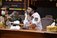 Silaturahmi Kebangsaan, MPR Kunjungi Kemenhan