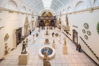 Miris, Hampir Semua Museum Dunia Tutup Karena Corona
