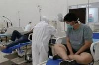 Pasien positif Covid-19 di RSD Wisma Atlet Berkurang