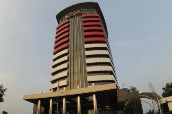 Gedung Komisi Pemberantasan Korupsi (KPK).