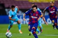 Menang Atas Leganes, Bacelona Menjauh Dari Kejaran Real Madrid