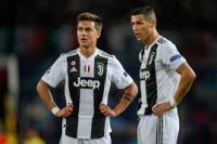 Gagal Juve Juara Coppa Italia Pukulan Berat Bagi Ronaldo CS