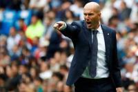 Zidane Tidak Terima Tudingan Wasit Bantu Real Madrid
