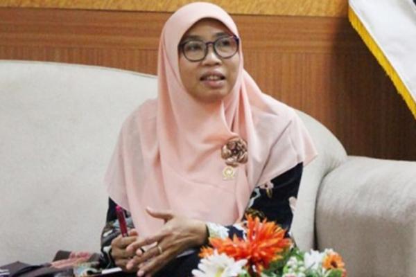 Anggota Komisi IX DPR RI dari Fraksi PKS, Netty Heryawan.