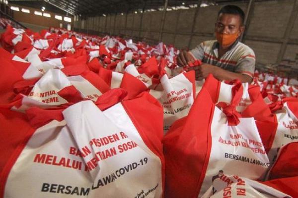 15 Juli, Mensos Tuntaskan Bansos Tahap Enam Jakarta