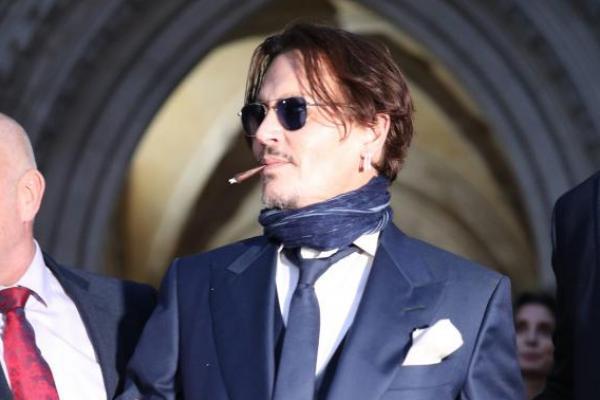 Aktor Johnny Depp