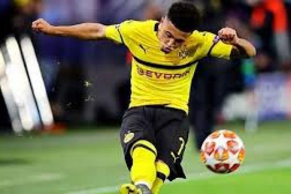 Bintang Borussia Dortmund Jadon Sancho (foto: viva)