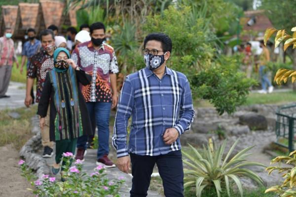 Gus Menteri Ajak Masyarakat Hidupkan Lagi Desa Wisata di Yogyakarta