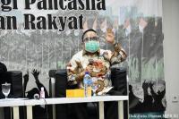 Anggota MPR Fraksi PPP, Saifullah Tamliha