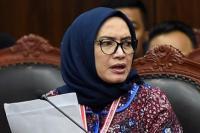 Mantan Komisioner KPU Evi Novida Ginting. Foto: inews