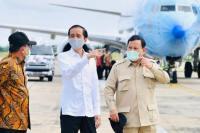 Alasan Prabowo Pimpin Proyek Lumbung Pangan Nasional
