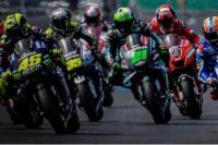 Ilustrasi balapan MotoGP