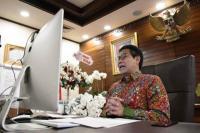 Gus Menteri Laporkan Soal PKTD, BLT dan Dana Desa Saat Ratas