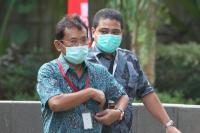 KPK Periksa Mantan Bupati Bogor Rahmat Yasin