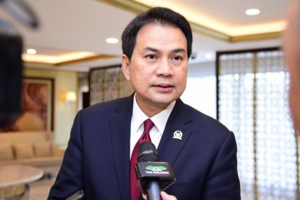 Wakil Ketua DPR, Azis Syamsuddin