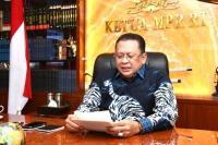 Ketua MPR Ingatkan Supaya Penuhi Kebutuhan Vaksin Corona Secara Mandiri