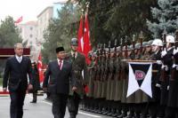 RI-Turki Bahas Kerja Sama Pertahanan