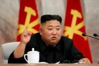 Pemimpin Korea Utara, Kim Jong-un (foto: kompas)