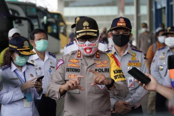 Polisi Pastikan Tak Ada Penyekatan Saat Mudik Idul Adha