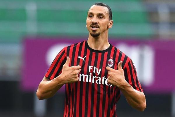 Zlatan Ibrahimovic Bidik gelar Juara Bersama AC Milan