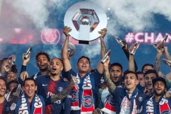 Menang Adu Penalti, PSG Juarai Liga Prancis