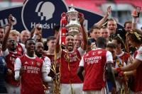 Taklukkan Chelsea, Arsenal Boyong Piala FA