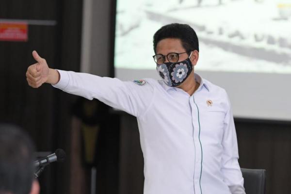 Program Desa Aman Covid-19, Kemendes PDTT Kampanyekan Setengah Miliar Masker Desa