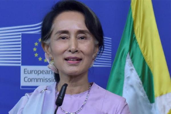 Pemerintahan Junta Militer Myanmar Buka Kasus Korupsi Suu Kyi